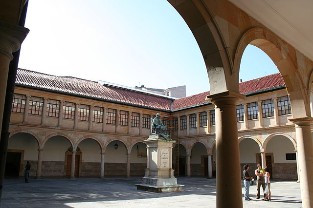 Universidad de Oviedo, Spain